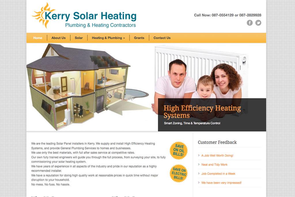 Plumbing Contractors Website Design