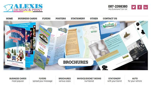 Alexis Design & Print